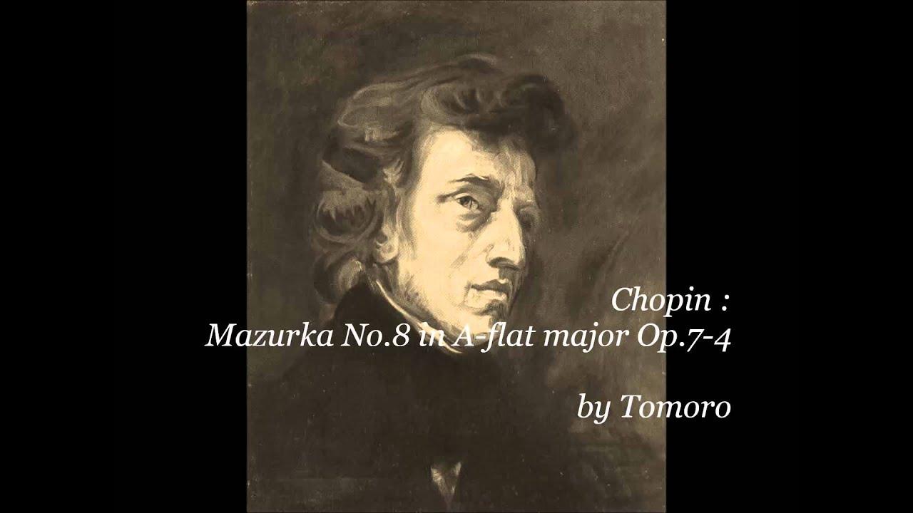 No. 8 in A-flat Major, Op. 7, No. 4