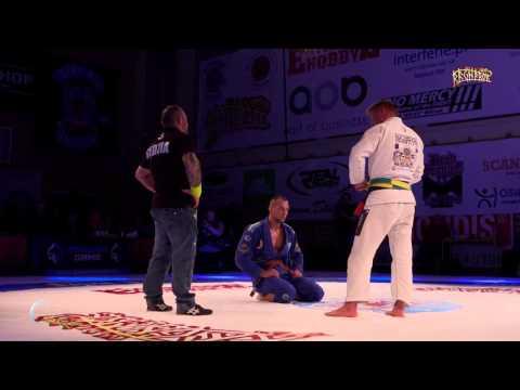Ragnarok #6! Tomasz Skórkowski vs Marian Kłosowski  kat 94 kg  GI (3 MIEJSCE)