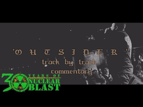 COMEBACK KID - 'Outsider  (OFFICIAL TRACK BY TRACK COMMENTARY #1)