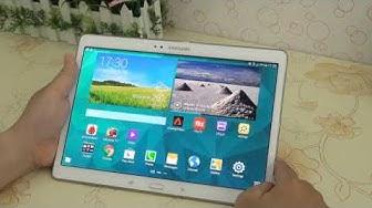 Đánh giá nhanh Samsung Galaxy Tab S 10.5 | www.thegioididong.com