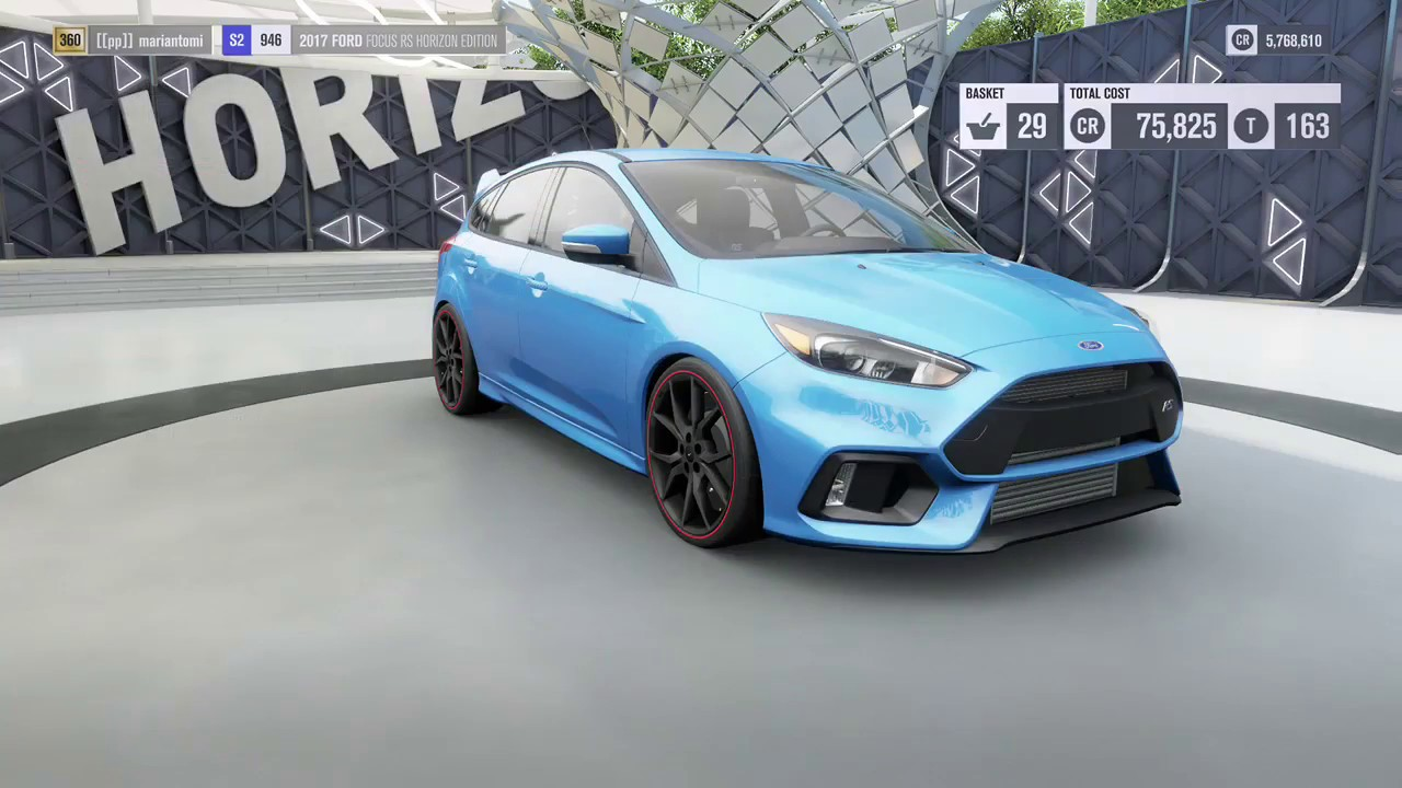 jake paul ford focus rs 2017 forza horizon 3 gameplay. Black Bedroom Furniture Sets. Home Design Ideas