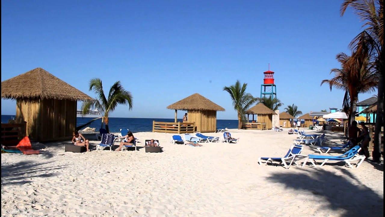 Coco Cay Cabanas Bahamas YouTube - Coco cay weather
