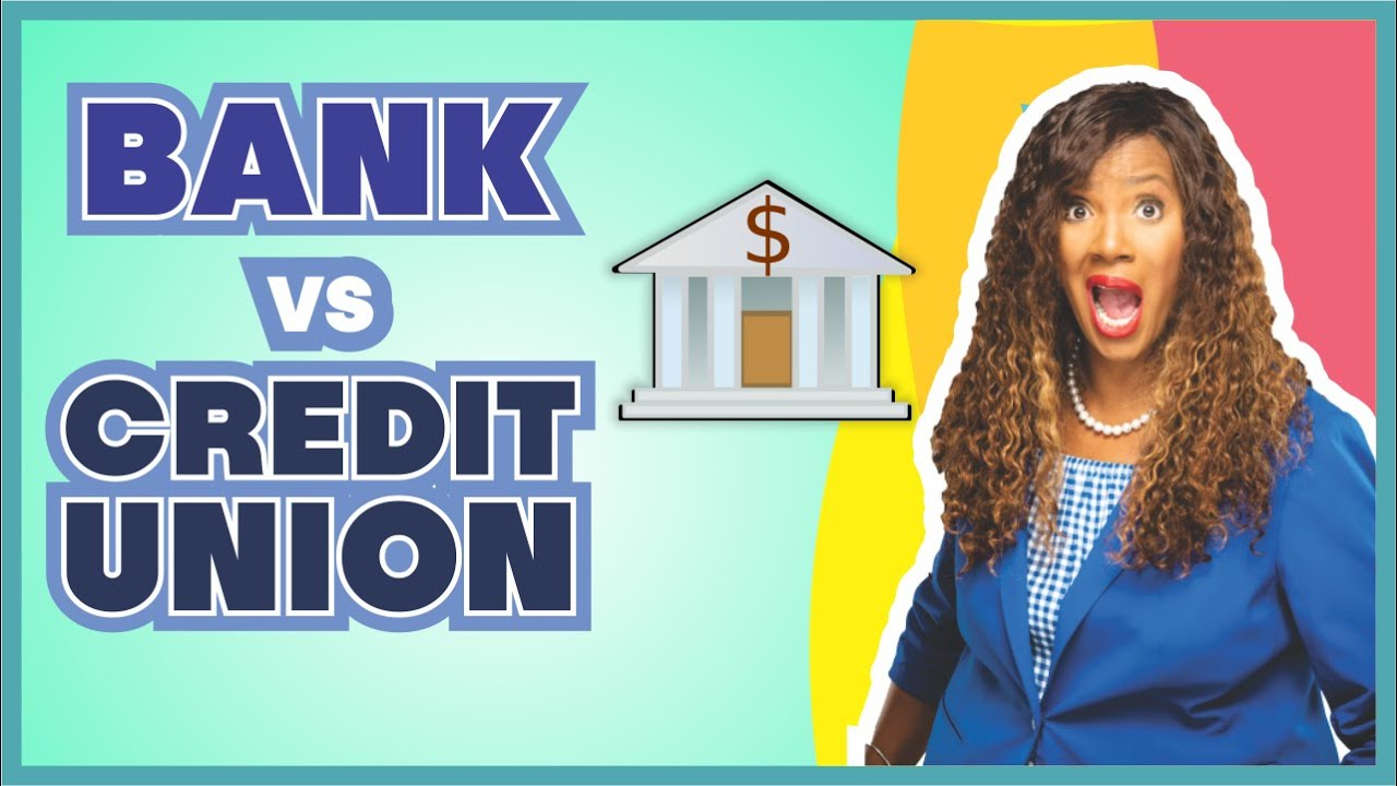 Bank vs Credit Union (I use BOTH! Why??)