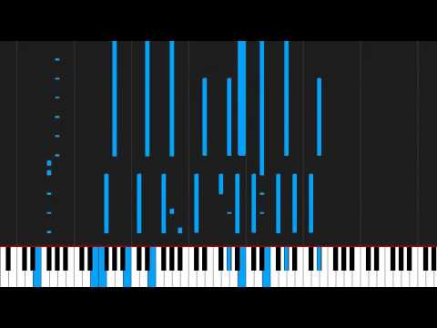 How to play Shot in the Dark by Within Temptation on Piano Sheet ...
