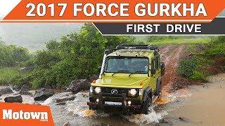 New 2017 Force Gurkha 4X4