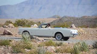 1965 Ford Mustang  Convertible Test Drive