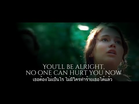 เพลงสากลแปลไทย #115# Safe And Sound (Ost.The Hunger Games) - Madilyn Bailey Cover (Lyrics&Thaisub)