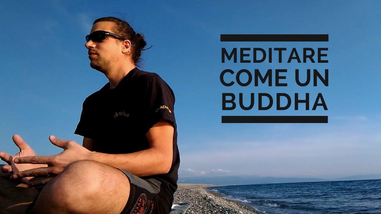 Come meditare come un Buddha - Meglio meditare con occhi chiusi o aperti? Con o senza musica?