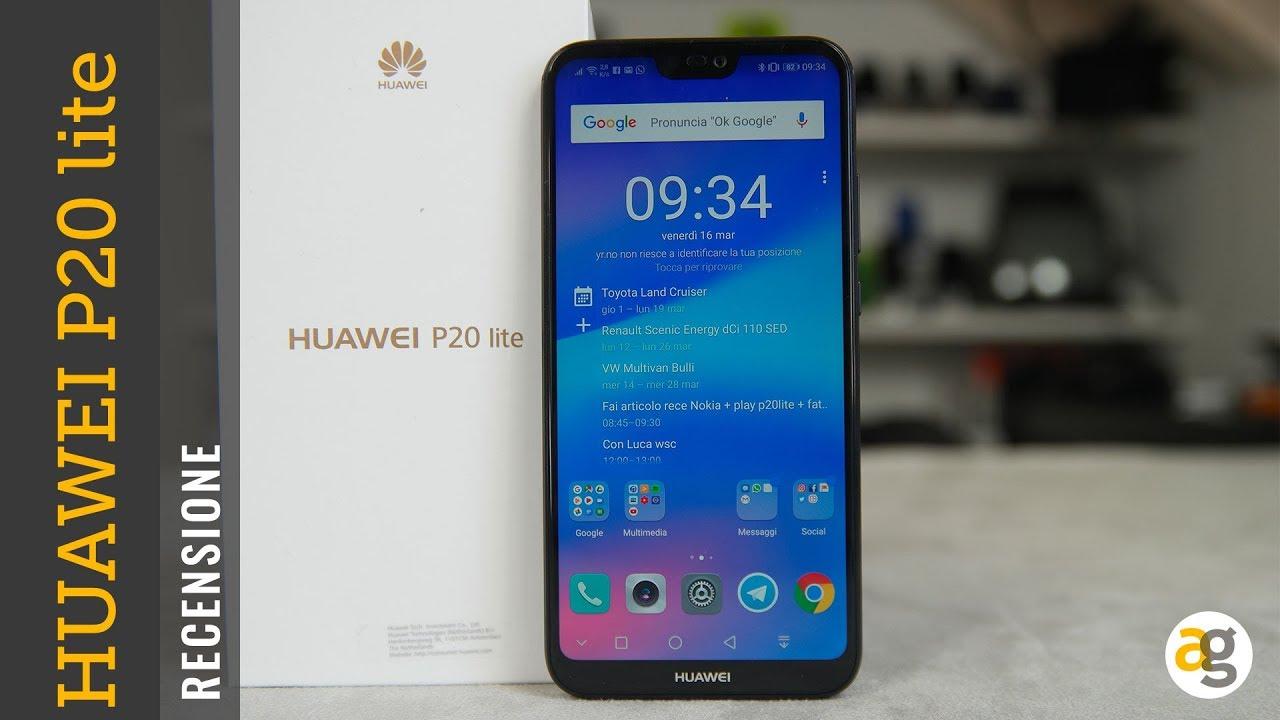 Schemi Elettrici Huawei : Recensione huawei p20 lite u2013 andrea galeazzi