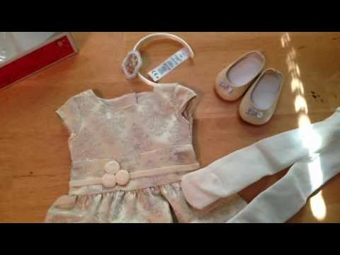 *Opening* Brocade Holiday Dress