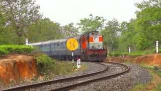 IRFCA - LDH WDG3A with Katihar - Dekargaon Holi Special Express thumbnail