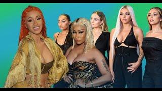 How Little Mix would Sing: Nicki Minaj - Whip It (ft Nicki Minaj and Cardi B)