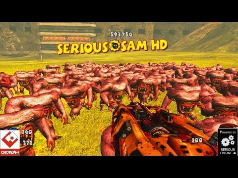 Serious Sam Fusion 2017 (beta) - Bullets and Blood 2: Fusion Edition