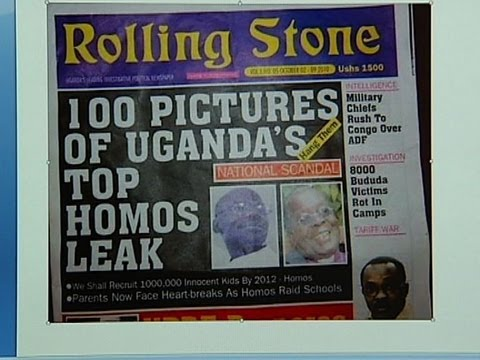 African gay community face tough reality