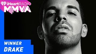Drake Wins iHeartRadio Canadian Single of the Year | 2017 iHeartRadio MMVAs