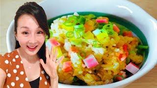 電飯鍋炒飯食譜~方便簡單快速的 創意炒飯!太厲害啦!【美食天堂】家常料理食譜 一學就會