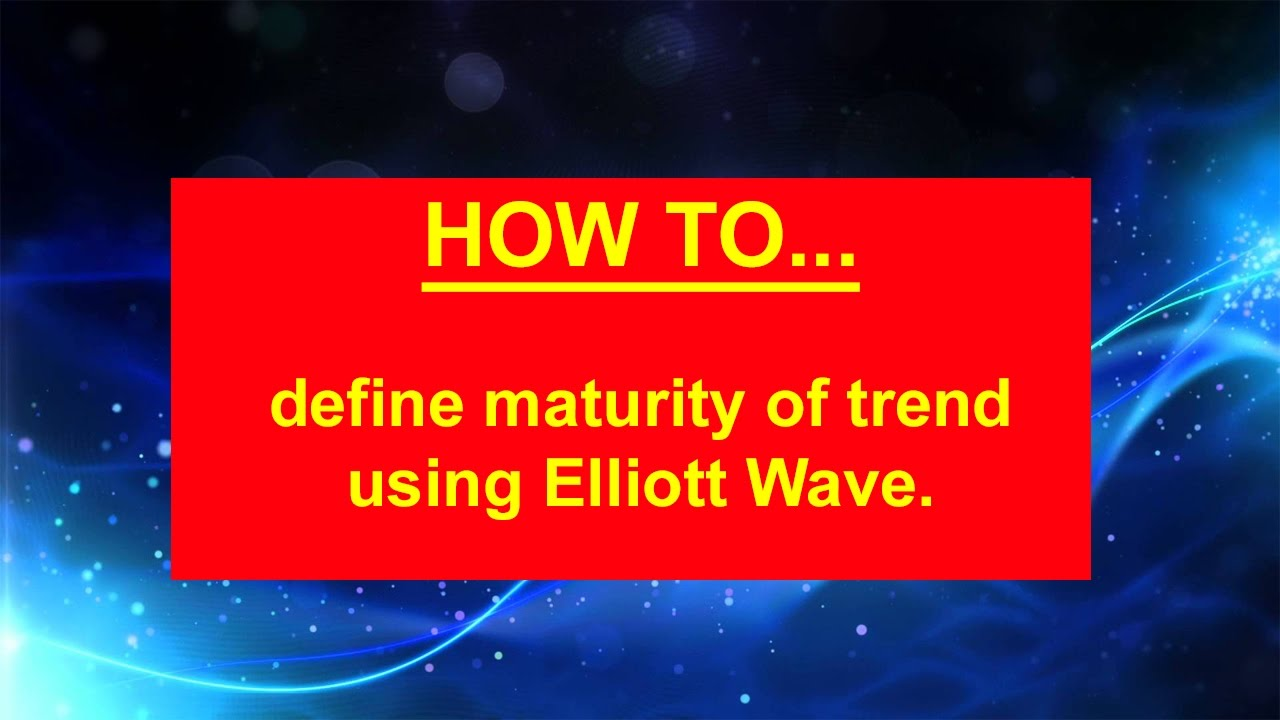 Elliott wave + RSI the key to unlocking BIG opportunities