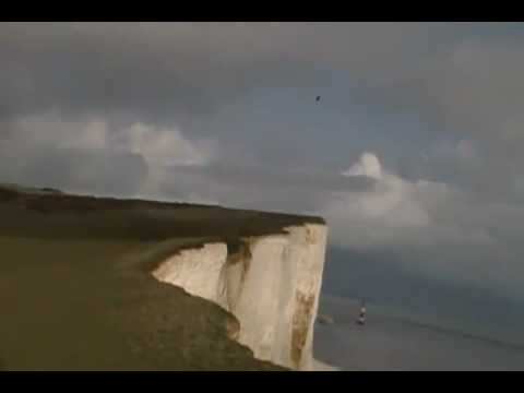 White Cliffs, Beachy Head, English Channel (East Sussex UK)