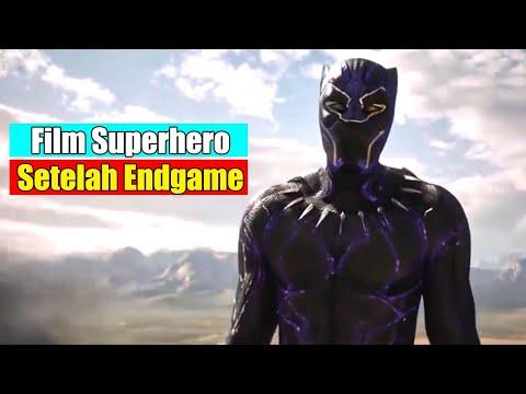 Inilah 6 Film Superhero Marvel Yang Akan Muncul Setelah Avengers Endgame