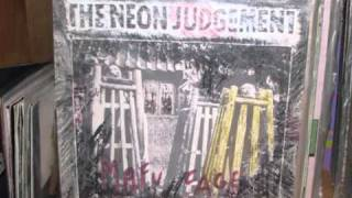 neon judgement - the man