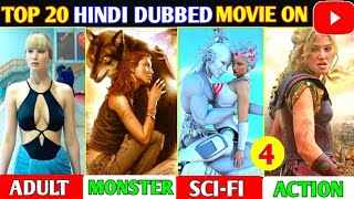 Hollywood Top 10 Movies In Hindi | Adventure Fantasy Movie | Hollywood Hindi Dubbed Movie
