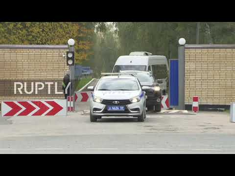 Russia: Soyuz MS-10 crew arrives in Moscow from Baikonur