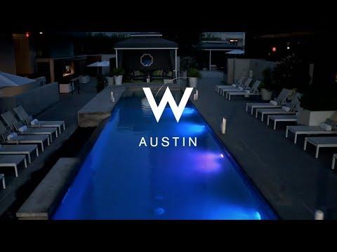 W Austin Hotel - Austin, Texas | MicBergsma