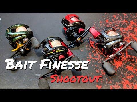 Bait Finesse Distance Shootout