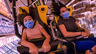 Face Masks On Roller Coasters?