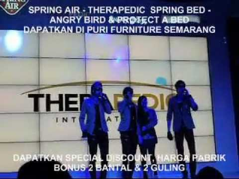 HITZ BOY BAND IN SPRING AIR - THERAPEDIC - ANGRY BIRD - PROTECT A BED FAIR & PROMO (2)