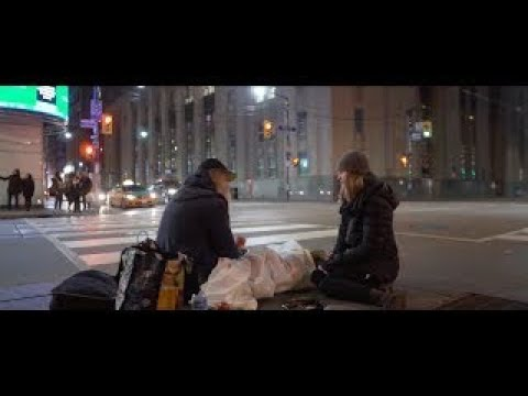 Canada's Homeless - An Untold Story