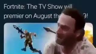 Fortnite TV show coming to Disney XD in 2019 Meme