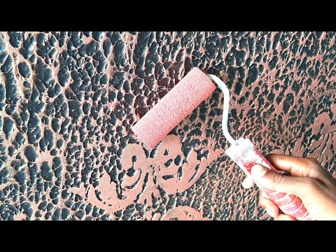 How To Make Wall Texture Modern And Luxurious Decor