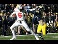 2013 Ohio State @ Michigan No Huddle