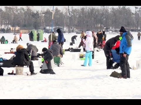 Ohio Man Takes Top Prize At Brainerd Jaycees Ice Fishing Extravaganza