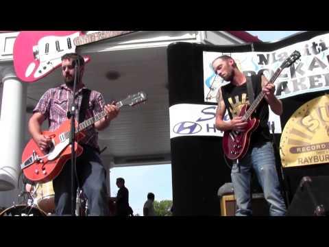 Dapper Dan & The Drive in Classics at The Maritime Rockabilly Shakedown Festival 2012 MaRS1