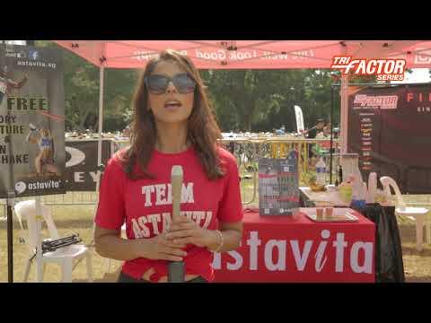 Astavita - The official sponsor for 2017 Tri-factor Series