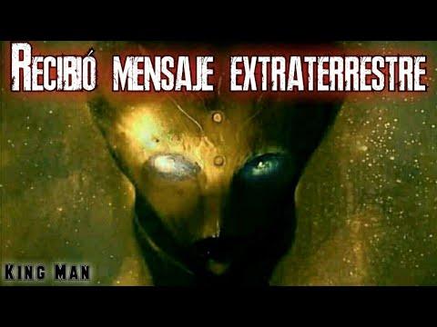 Sorprendente mensaje a la humanidad entregado por dos extraterrestres