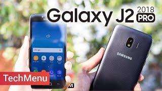 Trên tay Galaxy J2 Pro (2018) hàng rẻ có chất không? TechMenu TECHMAG