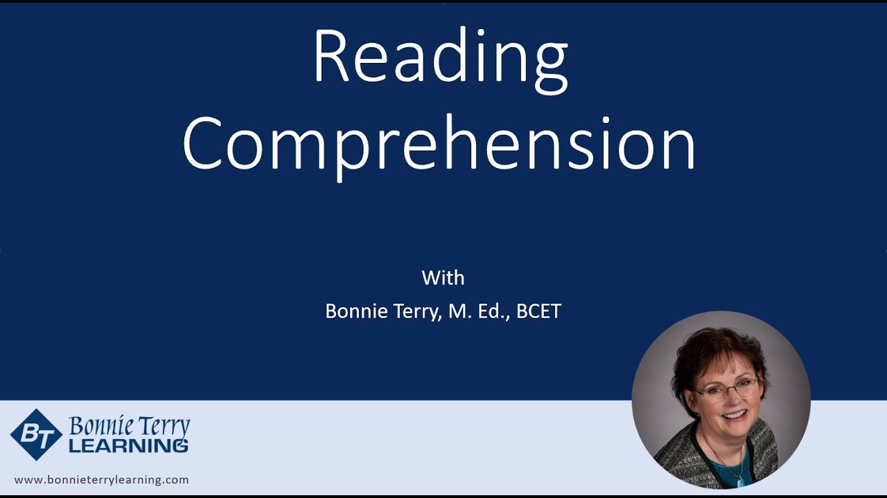 - How To Improve Reading Comprehension - Comprehension Skills - YouTube