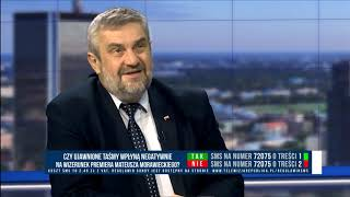 JAN KRZYSZTOF ARDANOWSKI (minister rolnictwa) - SPRAWA SUSZY W POLSCE JEST POWAŻNA