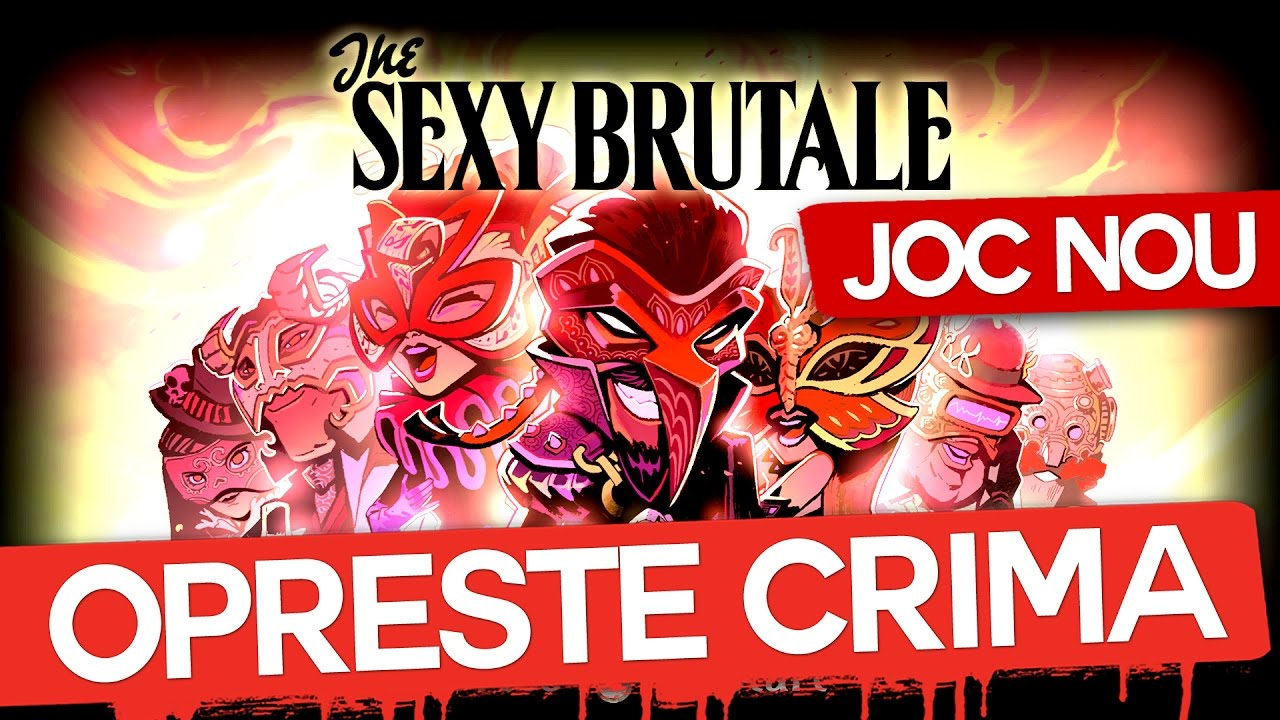 JOC NOU! Opreste CRIMA! The Sexy Brutale