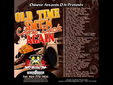 Best Old School Dancehall Mix - Greatest Reggae Songs Vol.2 - Oldest But Goodest Music Hits