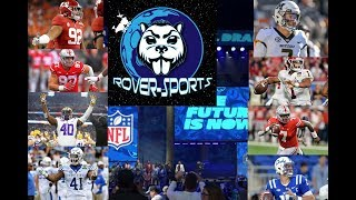 The Official Rover Sports 2019 NFL Mock Draft