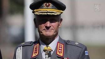 Puolustusvoimain komentajan vaihtokatselmus 2019