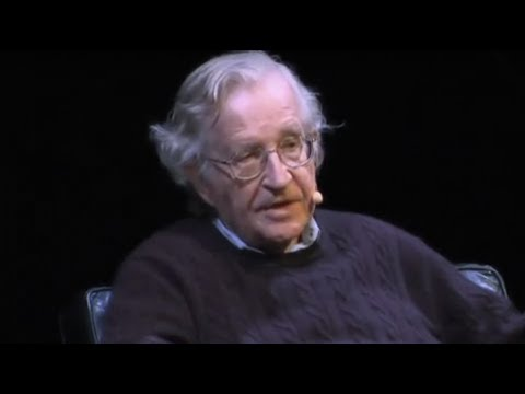 Noam Chomsky - Thought and Creativity