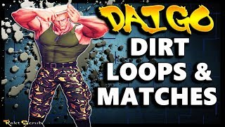 A Daigo Umehara SFV compilation of some dirt some loops capped off ...