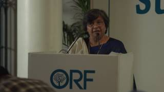Leela Ponappa, Former Deputy NSA, GoI speaks in Strategic Stability in the Indo-Pacific