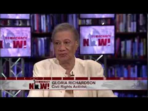 """Gloria Richardson Looks Back on the Rift Between Malcolm X and """"March on Washington"""" Organizers"""