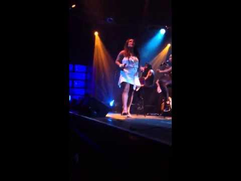 "Tamia ""Smile"" Live Acoustic @ HighLine BallRoom"